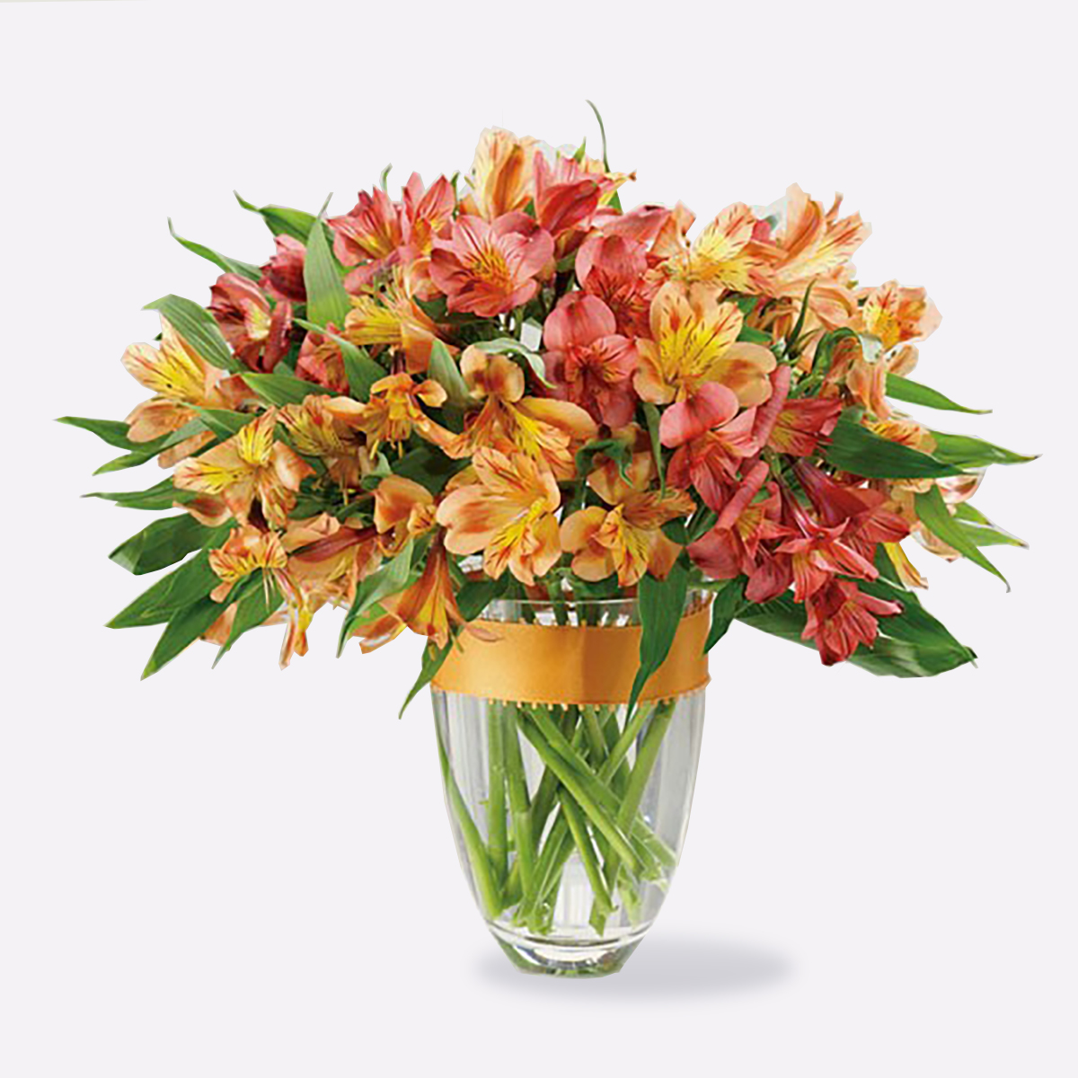 Awesome Alstroemeria Floral Arrangement