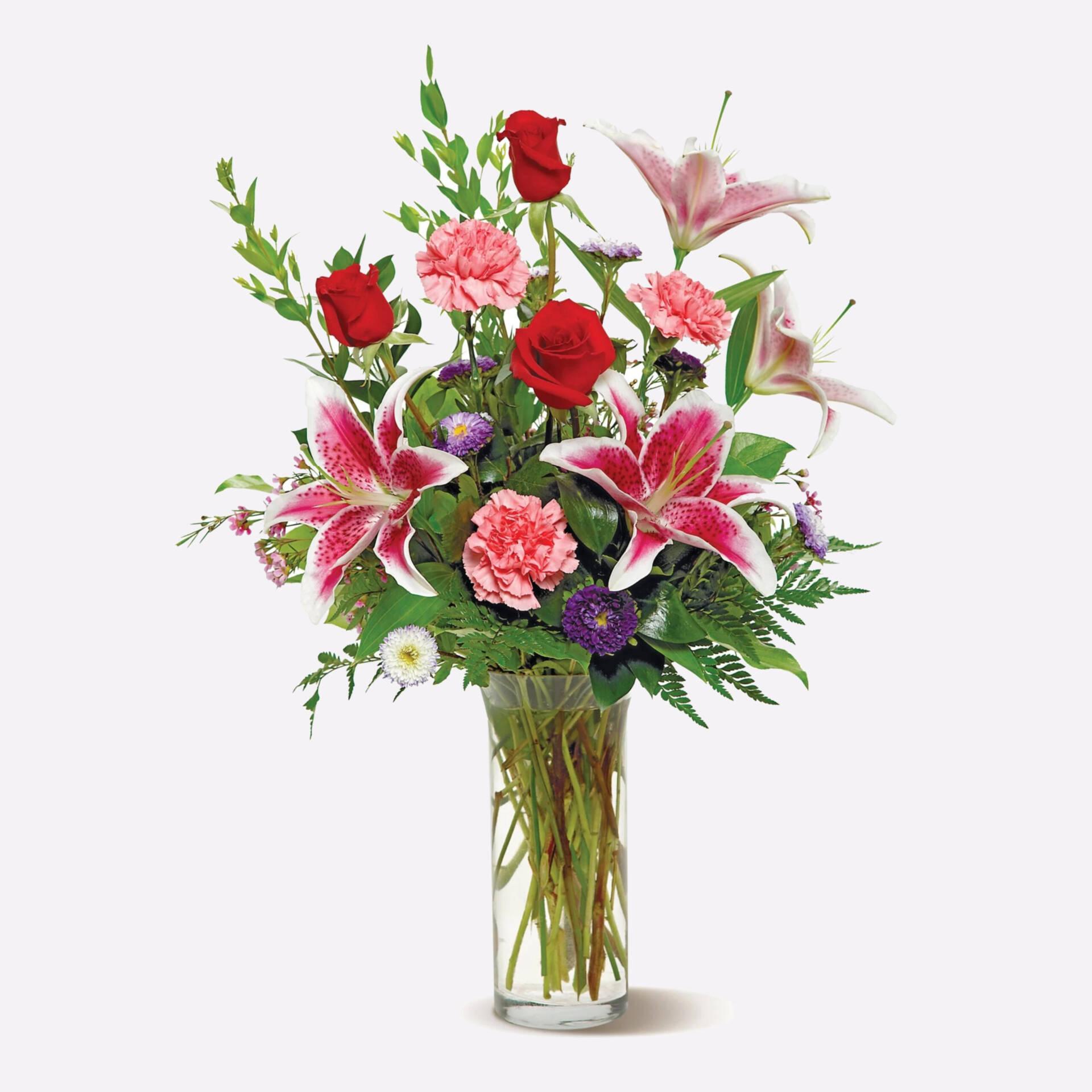 From The Garden Floral Arrangement