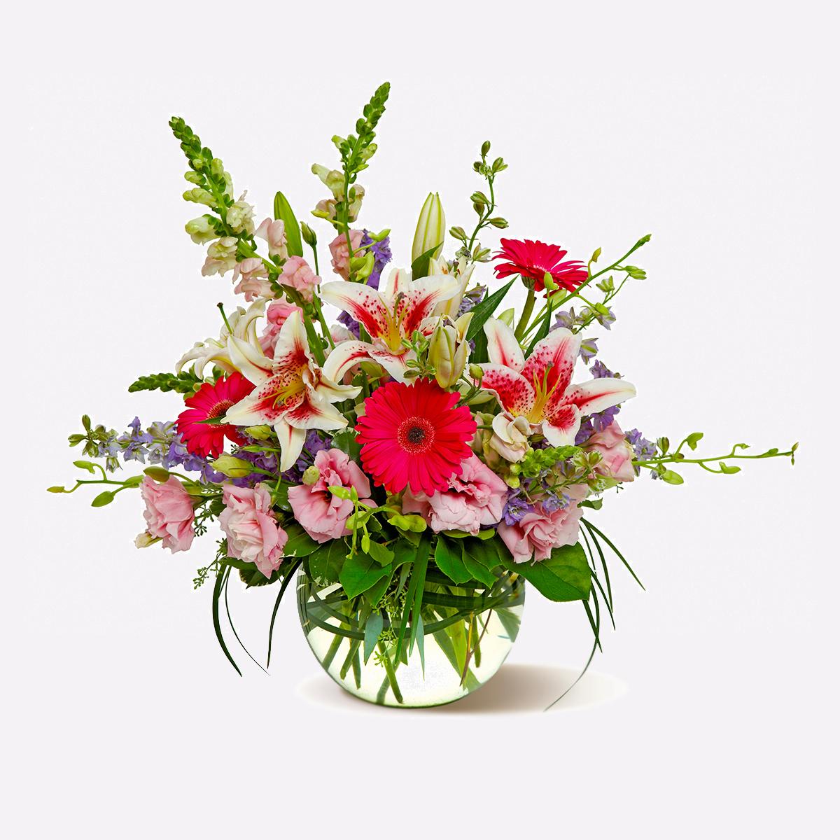 Garden Party Floral Arrangement